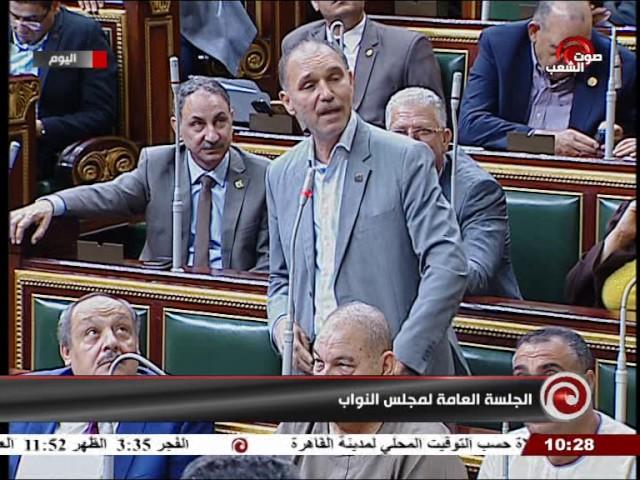 جلسة 2017⁄05⁄03׃ الجلسة العامة لمجلس النواب