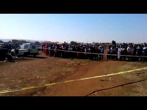 Another body found in Mamelodi East on Tuesday.