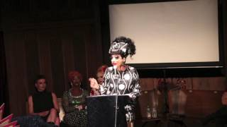 Rosie O'Donnell & Bianca Del Rio Speak at Michael Musto's Birthday Roast 5.22.17