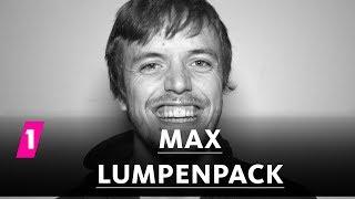 Max von Das Lumpenpack im 1LIVE Fragenhagel