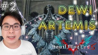 Boss Dewi Artemis - Devil May Cry 5 Indonesia #2