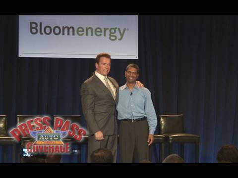 Bloom Energy Press Conference, Part 1