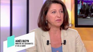 La ministre de la santé Agnès Buzyn face aux urgentistes - C l'hebdo - 15/06/2019