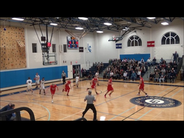 Game Highlights Boys' Varsity: Fort Ann vs Lake George