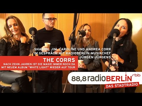 """The Corrs back on the road with """"White Light"""""""