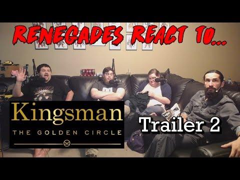 Renegades React to... Kingsman: The Golden Circle Trailer 2
