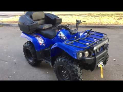 Квадроцикл Baltmotors ATV