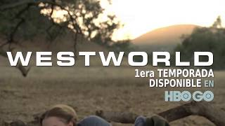 Westworld | Temporada 1 en HBO GO | 2