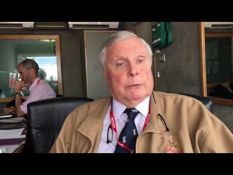 Peter Alliss interview