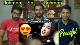 Foreigner Reacts To: ROHMAN YA ROHMAN COVER BY SABYAN