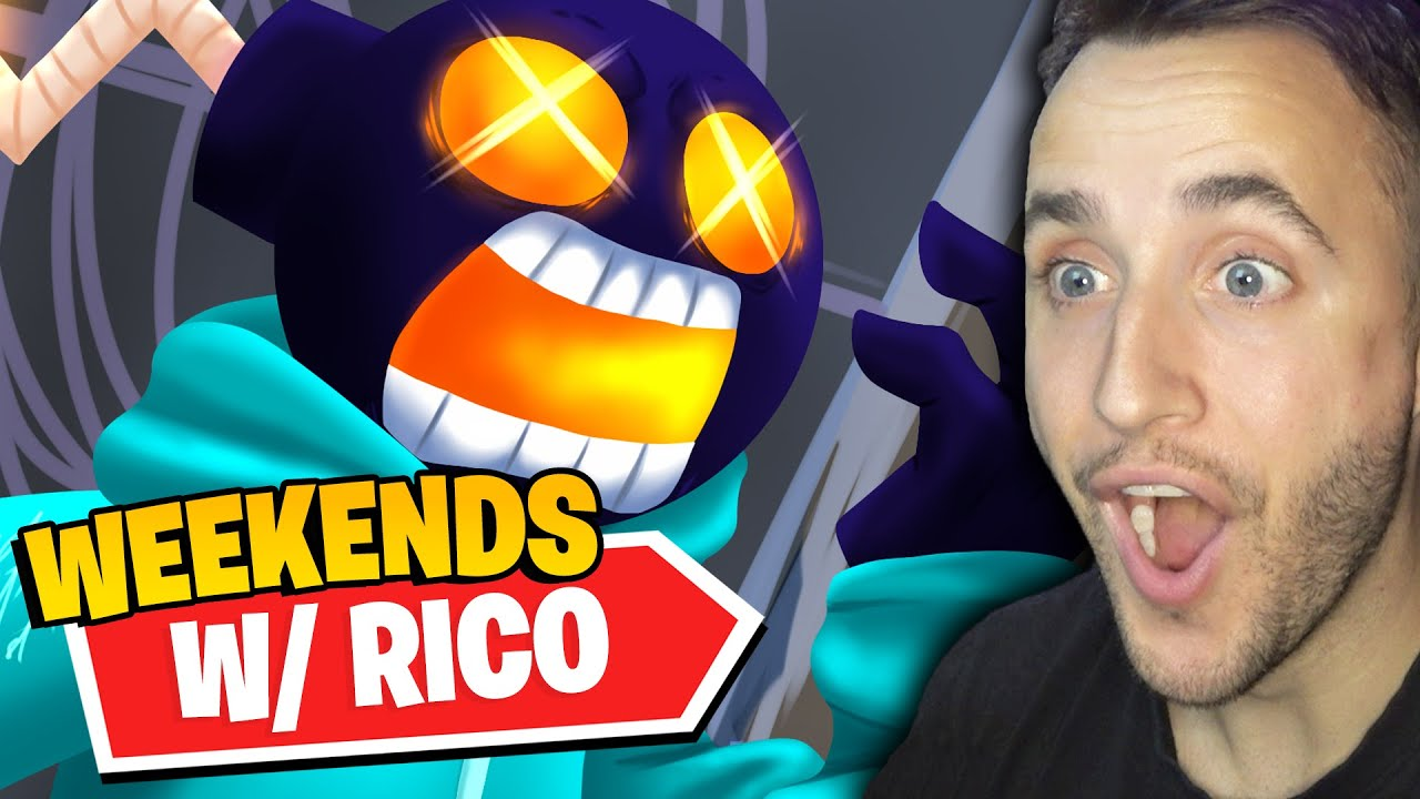 Download *NEW* Little Nightmares II x Friday Night Funkin' ART!   (Weekends with Rico #10)