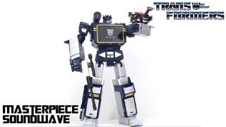 Video Video Review of the Takara MP-13; Masterpiece Soundwave download MP3, 3GP, MP4, WEBM, AVI, FLV Agustus 2018