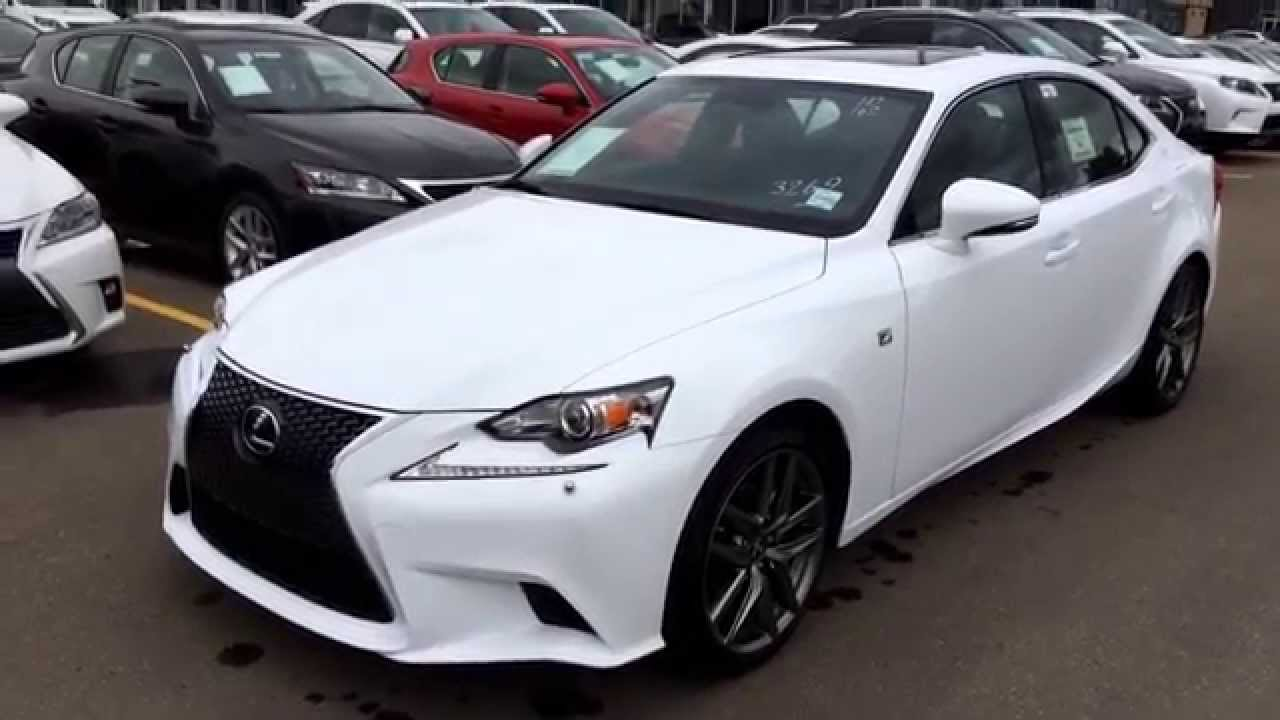 2015 lexus is 250 awd f sport series 2 review ultra. Black Bedroom Furniture Sets. Home Design Ideas