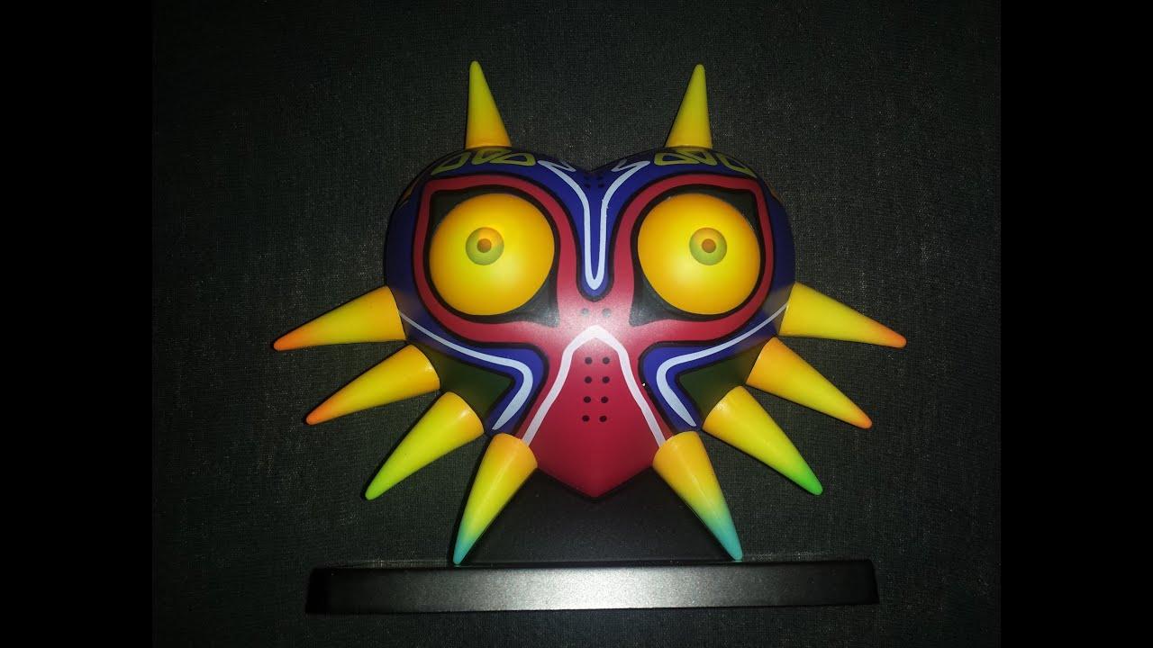Unboxing The Legend Of Zelda Majora S Mask 3d Lampe Aus Dem