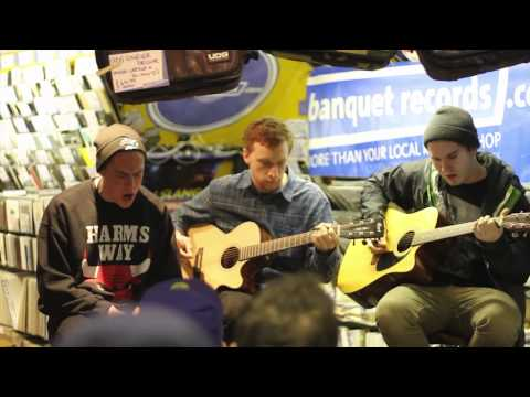 The Story So Far - Just Like You Said (Acoustic, Kingston)