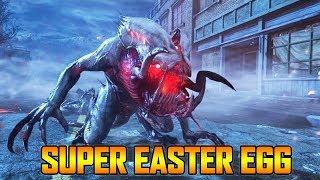 SUPER EASTER EGG PREP - THE BEAST FROM BEYOND INFINITE WARFARE DLC 4 TONIGHT!