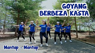 Download lagu BERBEZA KASTA Kalia Siska - SENAM KREASI - Chika Aerobic