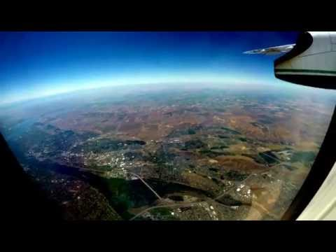 Walla Walla, WA to Seattle, WA by air; ALW to SEA (4k)