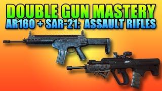 Video AR-160 + SAR-21 Dog Tag Mastery | Battlefield 4 Assault Rifle Gameplay download MP3, 3GP, MP4, WEBM, AVI, FLV September 2018
