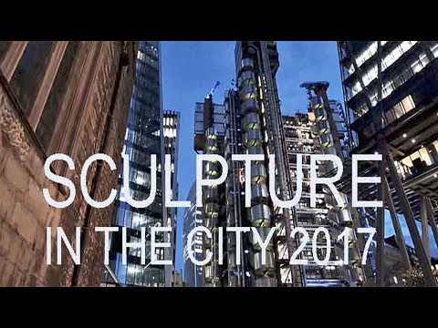Sculpture in the City 2017