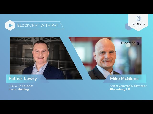 Bloomberg Crypto Outlook 2021  with Mike McGlone