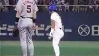 1998年 横浜対巨人 ROSE 23
