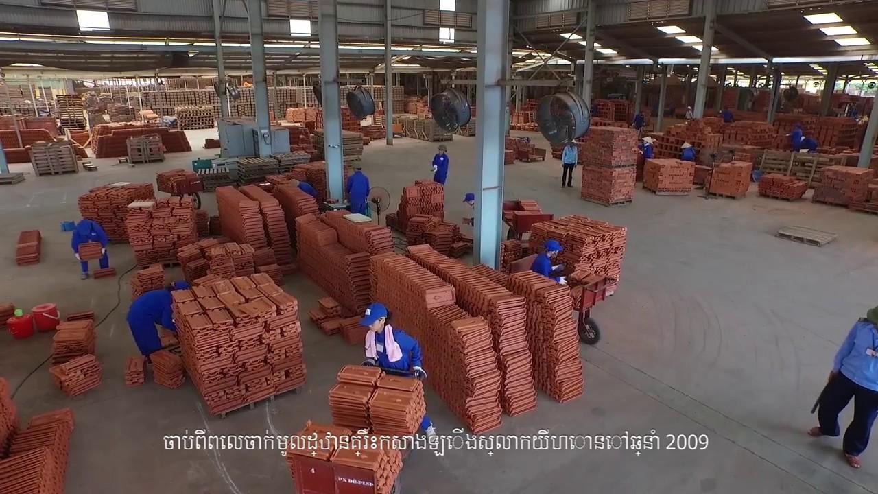 Gom Dat Viet - Vietnamese Biggest Terracotta Tile Manufacturer ...