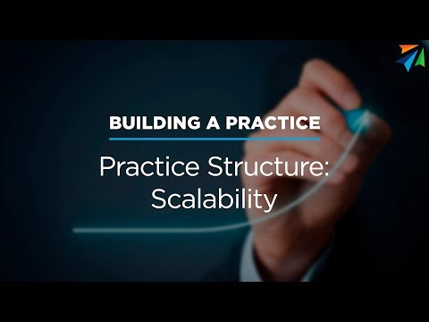 Scaling your professional services practice