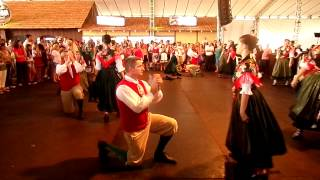 Bohemian National Polka(Feuerfest Polka)-Bergland Corupá,SC