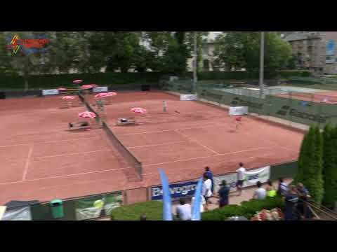 Park Tennis Club Tennis Court 2 2019.08.06 (part 1)