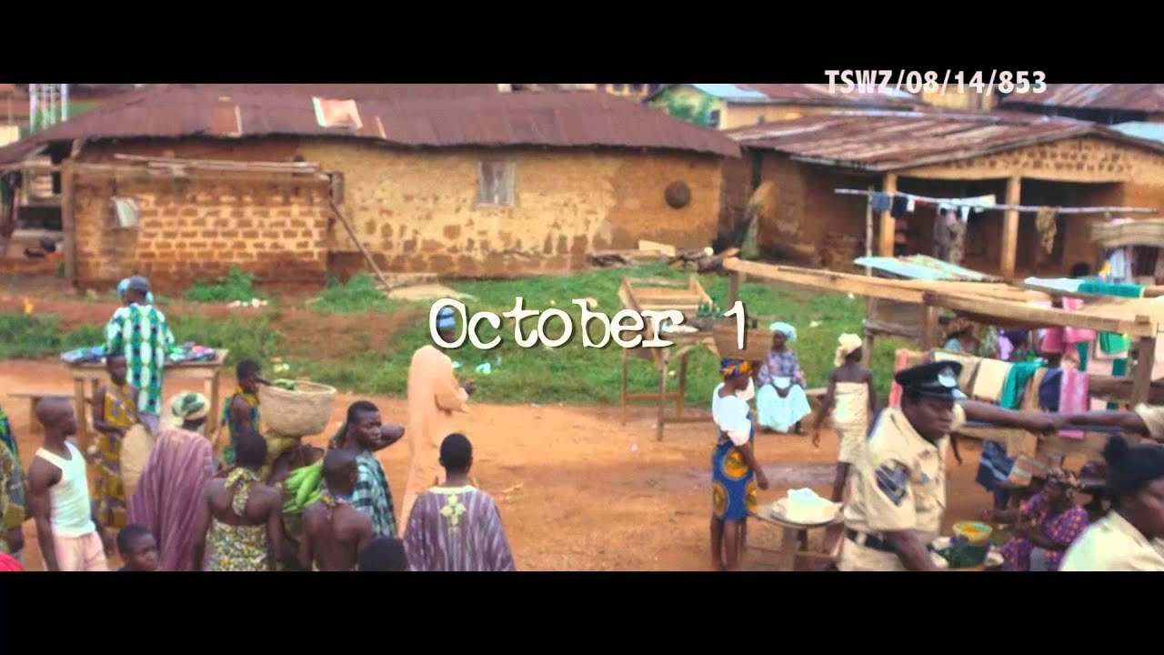 Download October 1 Movie Premiere and Cinema release promo.