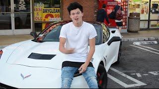 Giving away Free Corvette Stingray to Stranger!