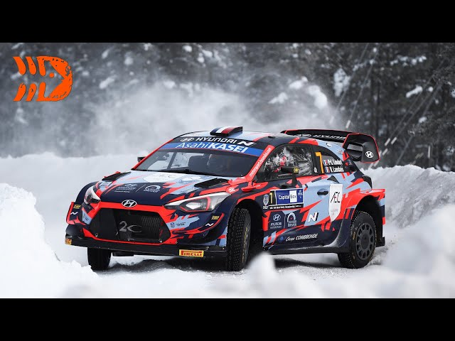 Arctic Rally Finland 2021 - Day 3 Preview