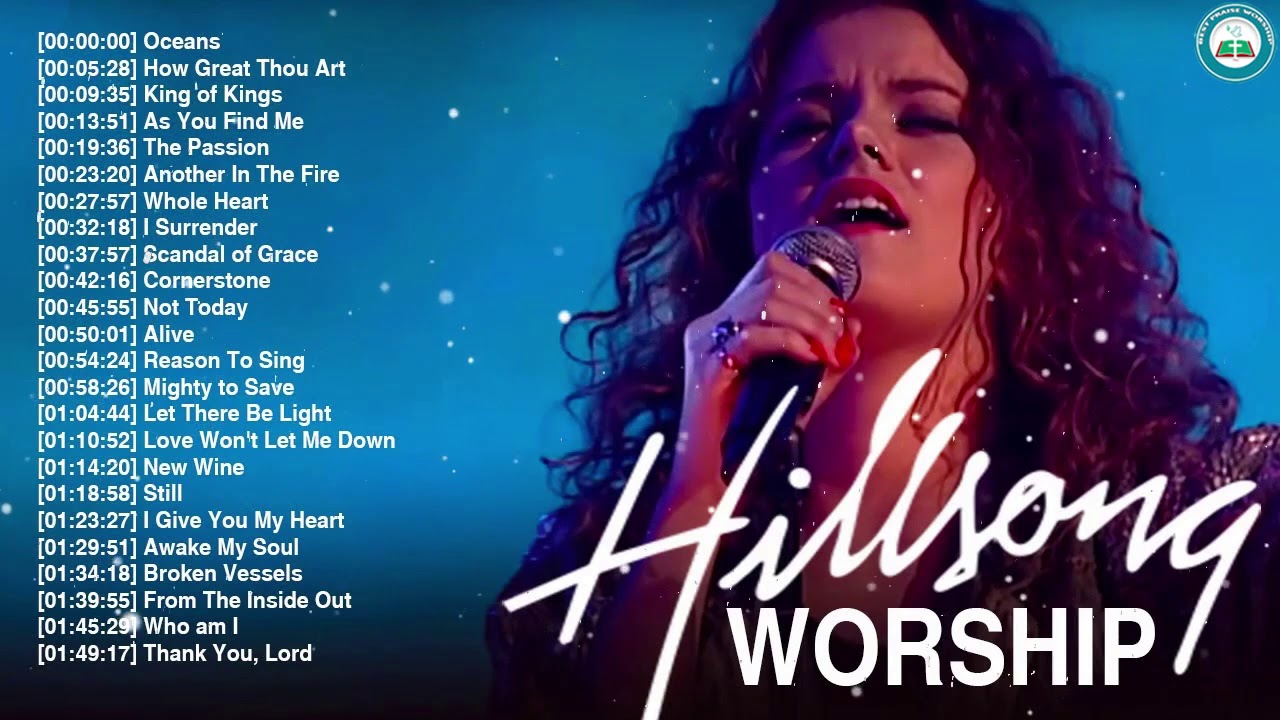 Download Blessing Hillsong Praise and Worship Songs 2021🙏Peaceful Christian Worship Songs Medley Nonstop