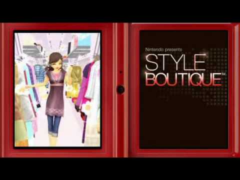 style boutique nds