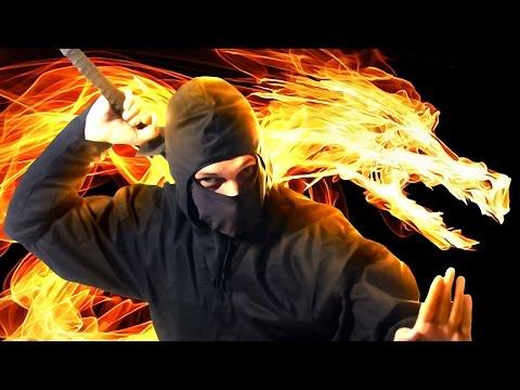 PIRATES OR NINJAS OR HITLER?   10 Second Ninja  