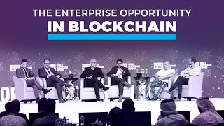 The Enterprise Opportunity in Blockchain