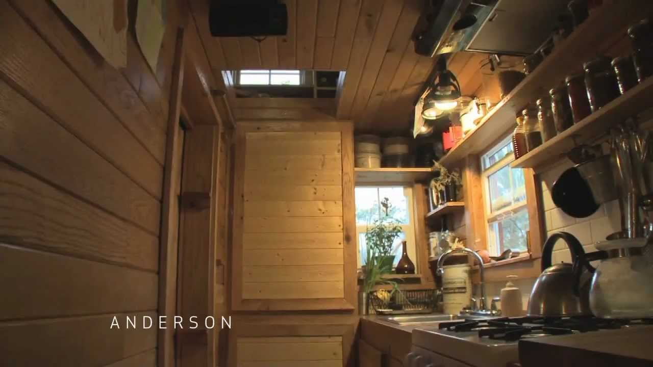 Family lives in 168 sq ft house to save money youtube for 110 square feet room