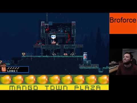 Broforce - Dark Night - Video Games Ep. 180 |