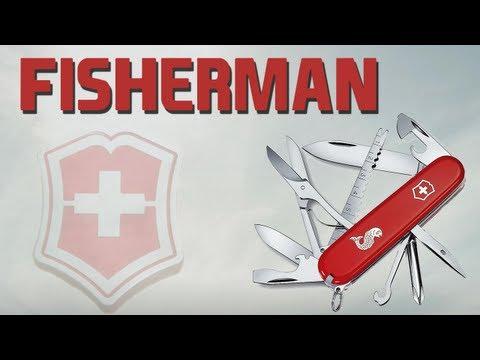 VICTORINOX FISHERMAN REVIEW (All Subtitles)