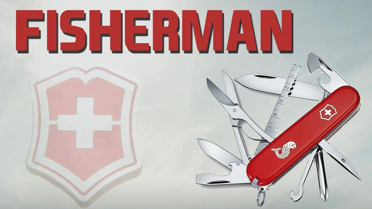 Victorinox Fisherman Review All Subtitles Youtube