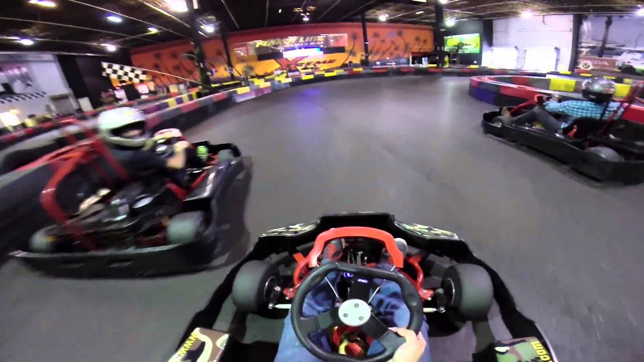 Topic simply Go kart racing