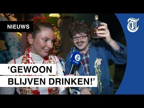Carnaval in Eindhoven: 'Je kunt altijd vreemdgaan!'