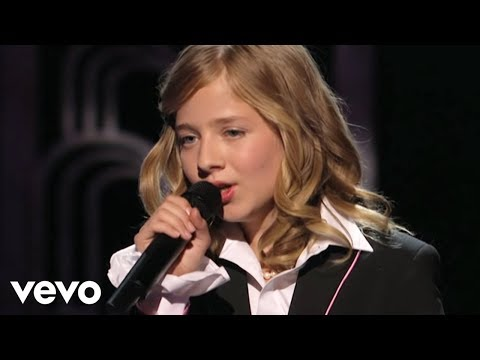 Jackie Evancho - The Music of the Night (from Music of the Movies)