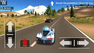 Police Car Driving Off Road - Simulation Police Car Games -Android Gameplay FHD #6