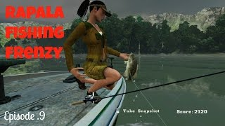 Rapala Fishing Frenzy/ A Spotted Victory pt9