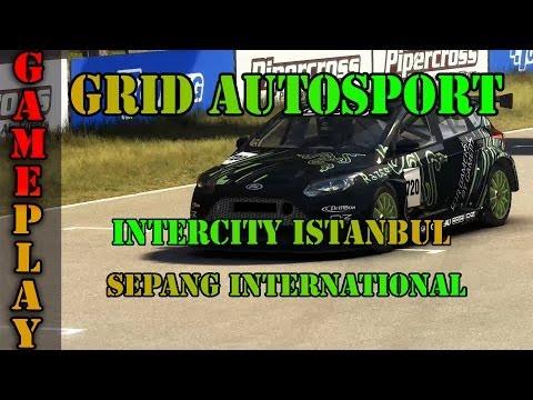 GRID AUTOSPORT | Trayectoria | INTERCITY ISTANBUL