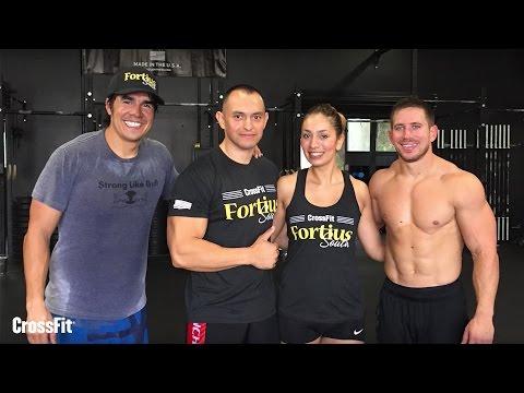 Bringing CrossFit to South Bay, San Diego