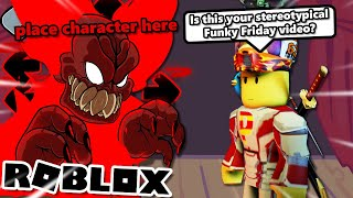 Your Stereotypical Roblox Friday Night Funkin' Video