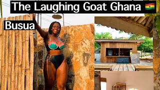 Trip to Busua Ghana - Inside The Laughing Goat